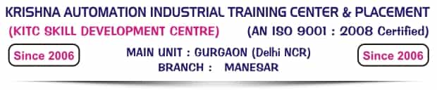 plc training in delhi ncr provides by Kitc at best price