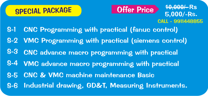 CNC-Training-in-Gurgaon-special-package
