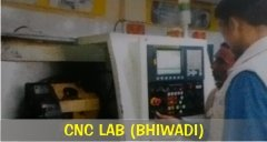 cnc lab in bhiwadi kitc